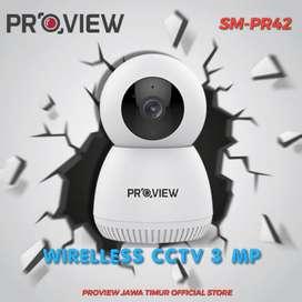 BABY CAM PROVIEW 3MP SM-PR42