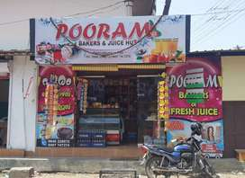 Juice / sharjah maker cum salesman