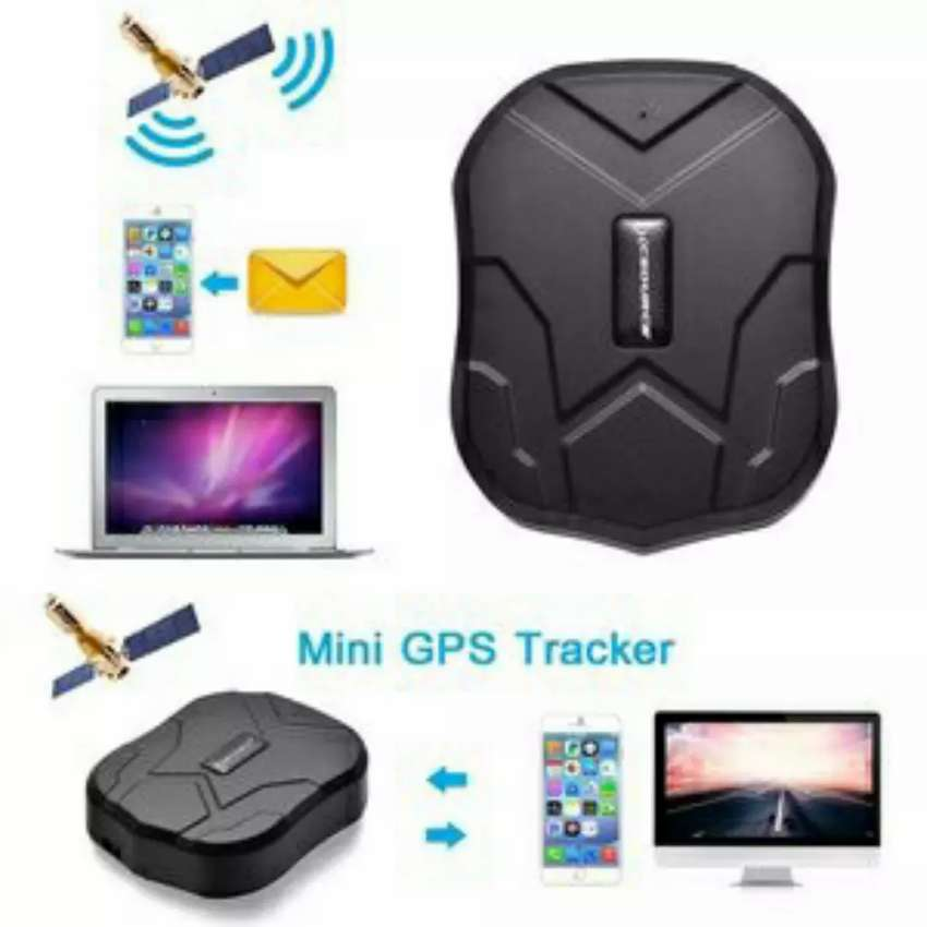 Agen GPS TRACKER portable, pengaman taxi online/mobil sewaan 0