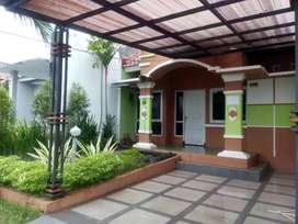 Di kontrakkan rumah Jl. Suparjo rustam, perum Firdaus estate