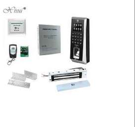 Access control door lock system rfid card and face lock system