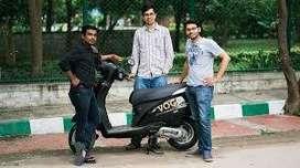 OLa and Rapido Bike Taxi @ AP