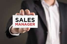 Wanted Sales Manager  and Sales backend