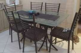 Dinning table 6 person dinning table