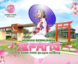 Promo Kana Park  Hunian Asri Berkualitas dan Terbaik Japan Concept