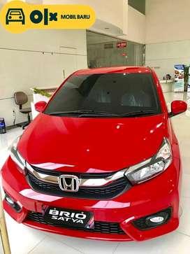 [Mobil Baru] Honda Brio TDP 15 JT promo akhir tahun