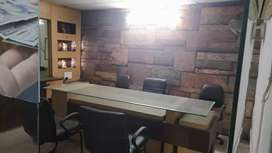 600 sq feet furnished office available at model town