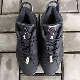 Nike air jordan 6 low retro 'chrome'