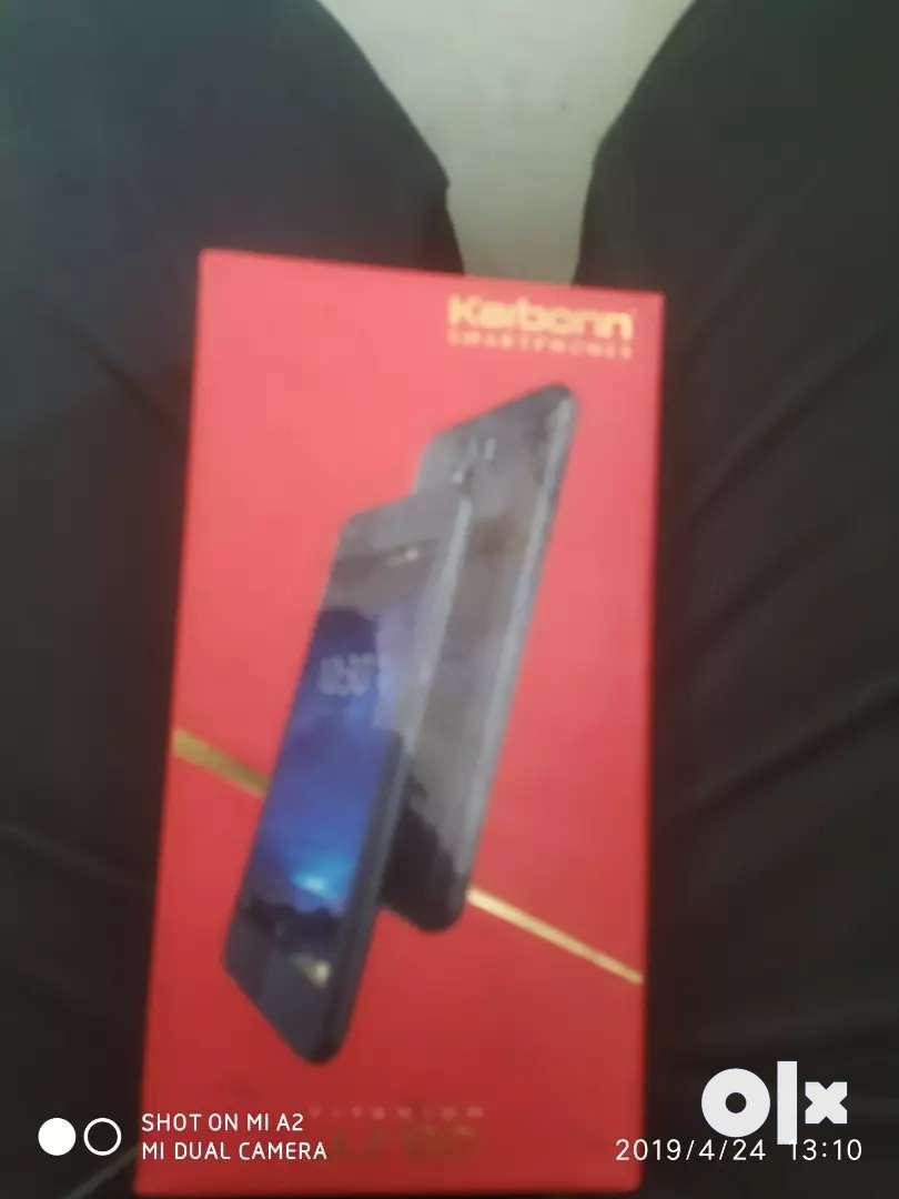 Brand new phone with bill box 0