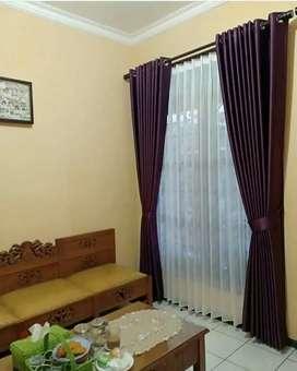 Gordeng Hordeng Gorden Curtain Minimalis Gordyn Korden Vitrase 564
