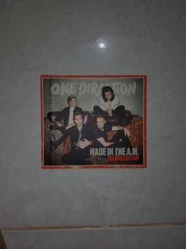 Album One Direction Made In The A.M. ( Deluxe Edition ) Preloved