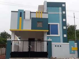 1bhk individual house just 17.5 lac only at annur