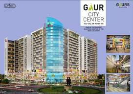Office and shop sale at Best Location of Noida Extension