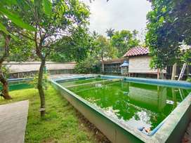 Kantor Gudang Luas 2500 Meter Jalan Palagan
