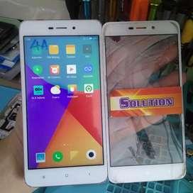 Kaca / Glass Touchscreen Xiaomi Redmi 4A / Redmi 4X + Pasang