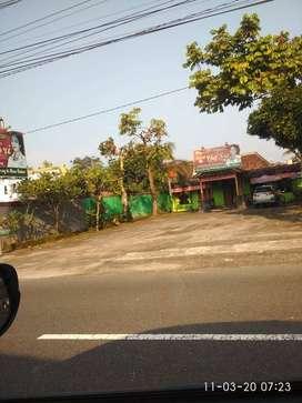 Strategis! Tanah Murah Dijual Di Pinggir Jalan Palagan Km 9