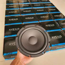Speaker Midbass Avexis Fu6s for SQ branded | Boy Audiophile