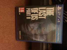 Last of us 2 ps4