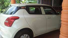 Maruti Suzuki Swift 2019 Petrol 5500 Km Driven