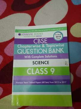 CBSE 9th(science) Question Bank
