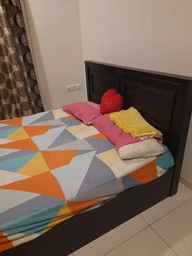 Brand new cot, wardrobes, furnitures sparingly used for sale