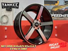 Velg Mobil Terbaru HSR Ring 18 untuk rush, terios, xtrail dll