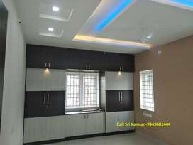2700 sft New 3-BHK House For Sale in Thondamuthur Road,Vadavalli.