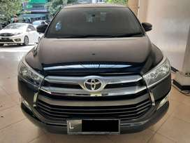All New Toyota Kijang Innova Reborn 2.0 tipe G MT Manual Bensin Hitam.