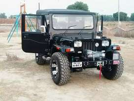 Full Modified Jeep ready your booking in all State transfer