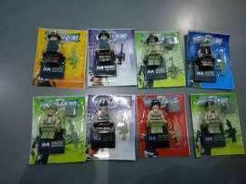 Lego PubG khusus penggemar