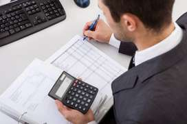 Required.. Accountant in mg road