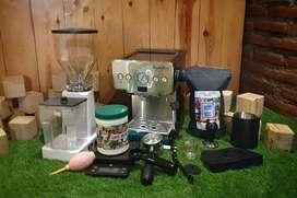 Paket alat kopi