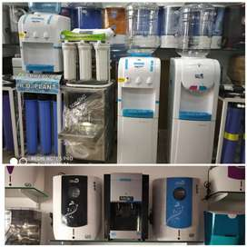 RO PLANT ALL TYPE WATER DISPENSER SS Water Cooler VOLTAS BLUE STER