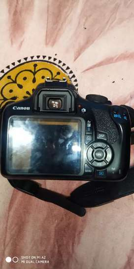 Canon 1300d dslr camera body for sell