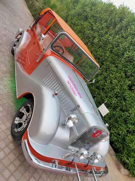 Customized Vintage Cars