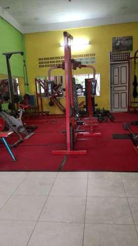 FS: alat2 gym komplit