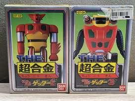 The Chogokin GT-03 Getter 1 & GT-09 Getter 3