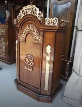 mimbar masjid jati jati 02