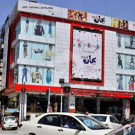 Shop For Sale In Pahchan Plaza / Mall 9, 2nd Floor G9 Markaz
