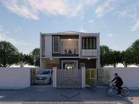 Jasa desain bangunan rumah tempat tinggal