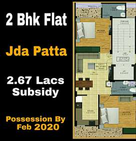 2 bhk Flat Near Jagatpura Flyover Very Near to Main Market