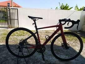 Sepeda roadbike genio braker 2.0