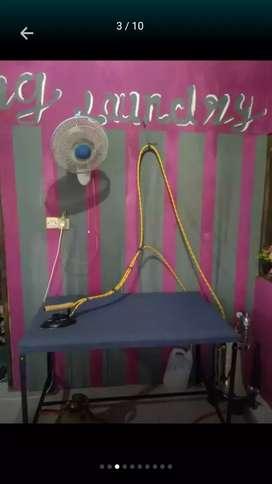 setrika uap (boiler)
