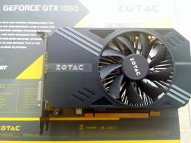Vga zotac gtx 1060 bns Re3 remake
