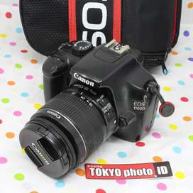 Canon 1100D lensa kit muluss