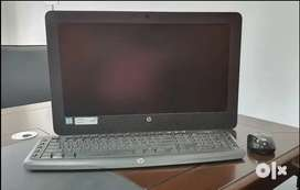 Hp PC All in one