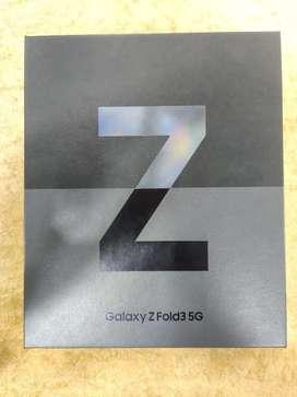 Samsung ZFold3 256/512gb brand new sealed indian warranty