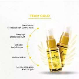 Serum Gold whitening Hanasui Original