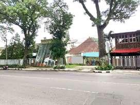 Rumah Disewakan di Jl Semeru, Kawasan Heritage, Cocok untuk Cafe