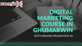 Digital Marketing Course in Ghumarwin with Brand Promoter 3x